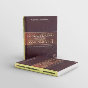 Discover Your Assignment II