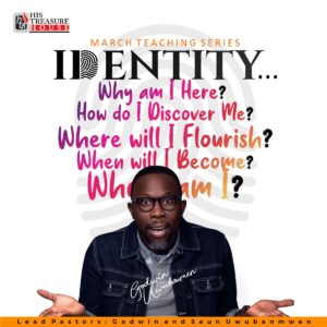Identity Series By Godwin Uwuba'men